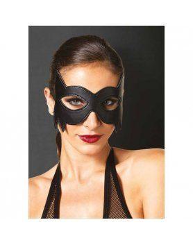 mascara fantasia gato negro