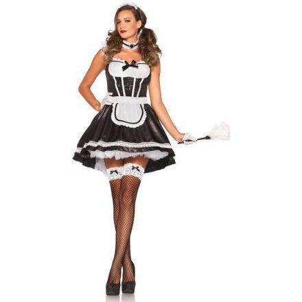 DISFRAZ LIMPIADORA SEXY COSTUME, disfraces de limpiadoras