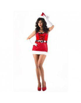 picaresque disfraz mom viviana rojo