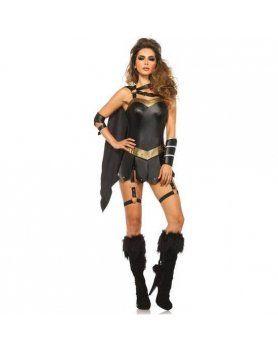 leg avenue disfraz femenino guerrera