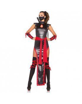 leg avenue disfraz femenino ninja