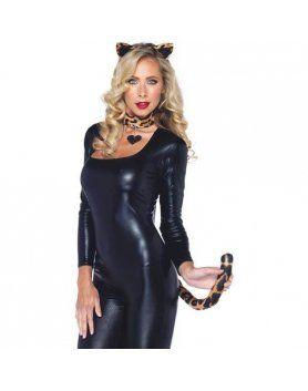leg avenue complementos disfraz leopardo
