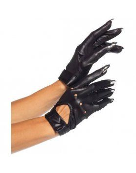 leg avenue guantes de garra para moto