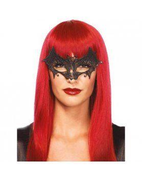 leg avenue mascara veneciana negra