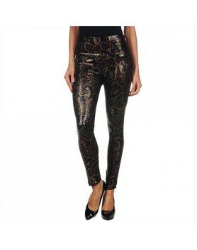 intimax brown snake skin legging