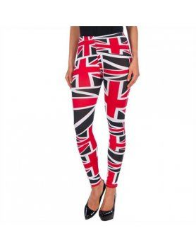 intimax legging england red