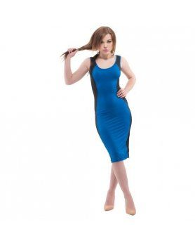 purpura concept vestido onett azul