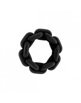 sono n 5 anillo para el pene con cadena negro