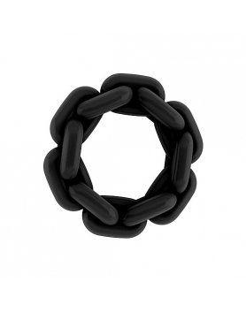 sono n 4 anillo para el pene con cadena negro