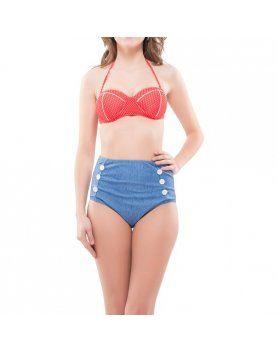 bikini joanie rojo