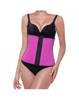 corset latex appearance rosa