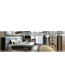 TALONARIO 3 NOCHES DE HOTEL GRATIS