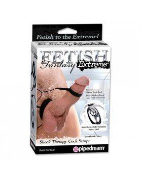 fetish fantasy extreme shock therapy anillo para el pene