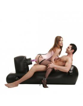 fetish fantasy sofa del amor hinchable con mando a distancia