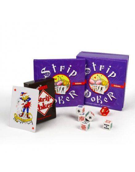 El juego del Strip poker en Vibrashop