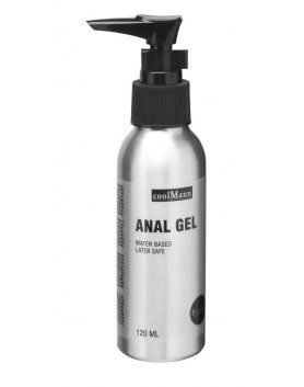 COOLMANN LUBRICANTE ANAL 120 ML