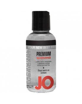 jo lubricante premium efecto calor 75 ml VIBRASHOP