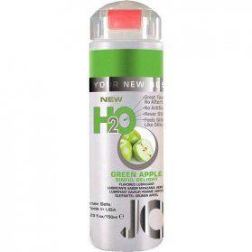 jo lubricante agua sabor manzana verde 150 ml VIBRASHOP