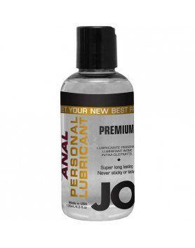 jo lubricante anal premium 135 ml VIBRASHOP