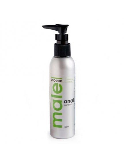 male lubricante anal 150 ml VIBRASHOP
