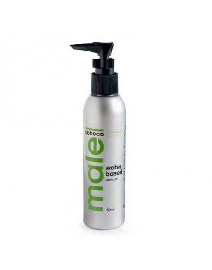 male lubricante base de agua 150 ml VIBRASHOP