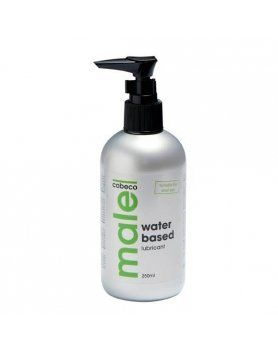 male lubricante base de agua 250 ml VIBRASHOP
