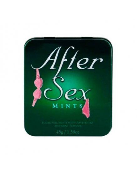 after sex mints caramelos de menta VIBRASHOP