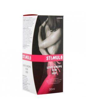 stimul8 gotas del amor para ella VIBRASHOP