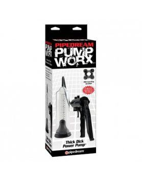 DESARROLLADOR DE PENE PUMP WORX - THICK DICK POWER PUMP
