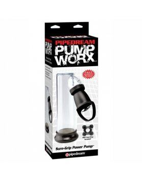 DESARROLLADOR DE PENE PUMP WORX - SURE GRIP POWER PUMP