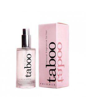 taboo frivole perfume con feromonas para ella VIBRASHOP