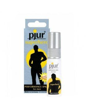 pjur superhero spray retardante VIBRASHOP