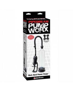 DESARROLLADOR DE PENE PUMP WORX - ROCK HARD POWER PUMP VIBRASHOP