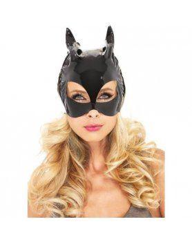 leg avenue mascara vinilo cat woman VIBRASHOP
