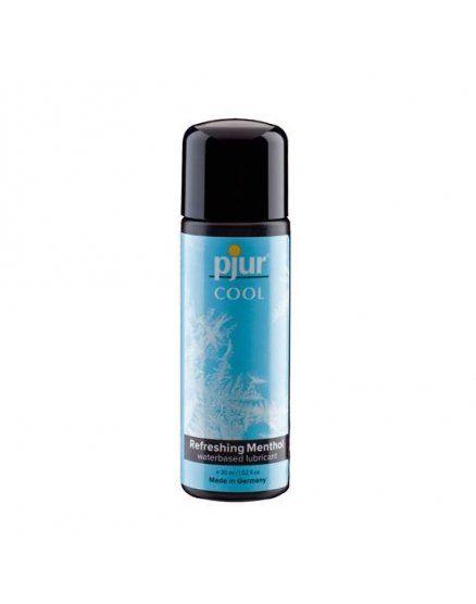 pjur cool lubricante agua efecto frio 30 ml VIBRASHOP