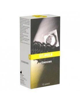 stimul8 preservativos 12 uds VIBRASHOP
