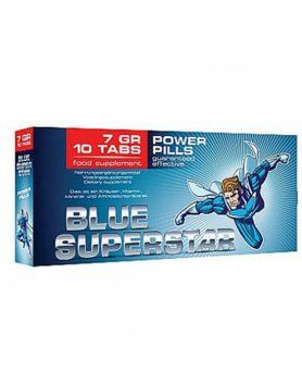 blue superstar 10 capsulas VIBRASHOP