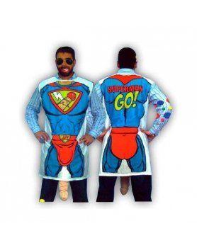 disfraz super heroe sexy VIBRASHOP