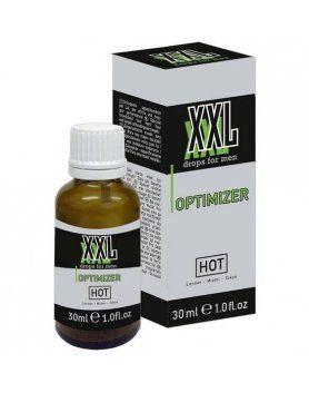 hot xxl drops optimizador hombres 30 ml VIBRASHOP