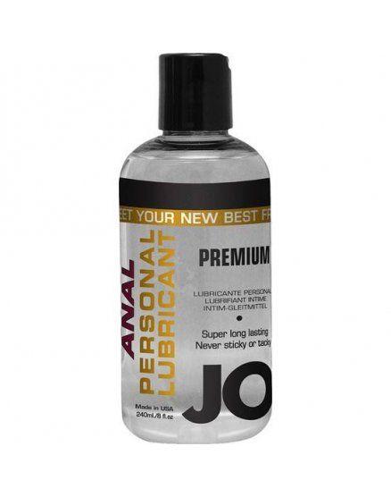 jo lubricante anal premium 240 ml VIBRASHOP