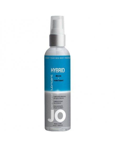 jo hybrid lubricante 120 ml VIBRASHOP
