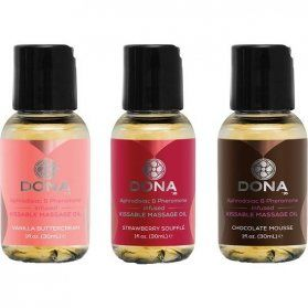 ACEITE MASAJES SET BESABLE DONA VIBRASHOP