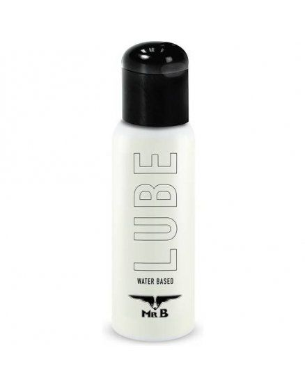 mister b lubricante base de agua 250 ml VIBRASHOP