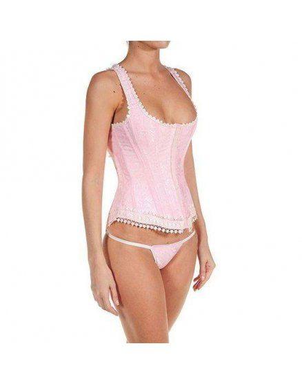 intimax corset alexis rosa VIBRASHOP