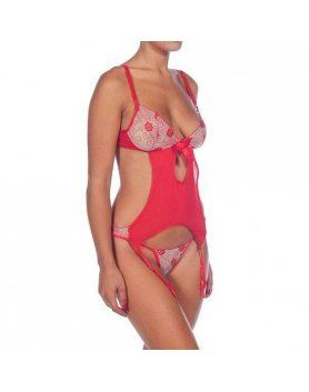intimax body alicia rojo VIBRASHOP