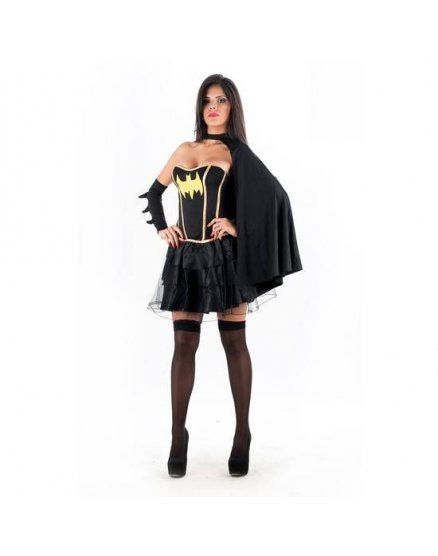 picaresque disfraz sexy batman negro VIBRASHOP