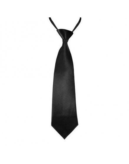 picaresque corbata elegant negro VIBRASHOP