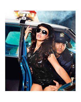 baci conjunto disfraz de policia VIBRASHOP