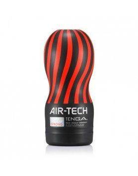 HUOM MASTURBADOR TENGA AIR-TECH ULTRA VIBRASHOP