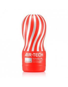 HUOM MASTURBADOR TENGA AIR TECH REGULAR VIBRASHOP